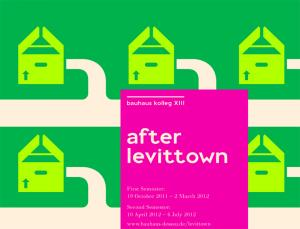 afterlevittown poster